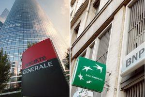 banques en France