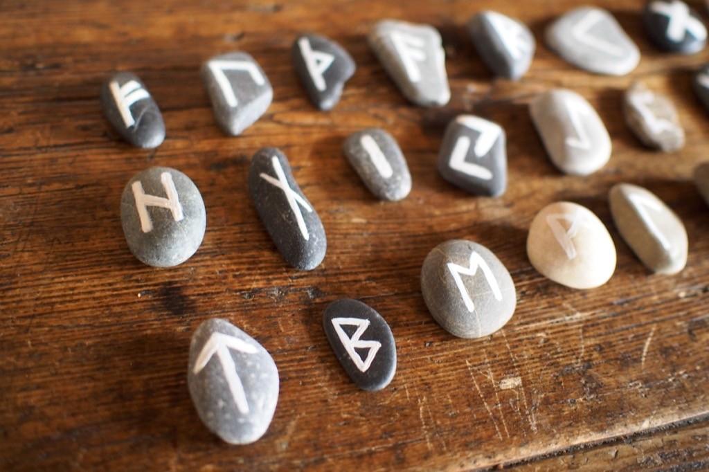 conseils sur le tirage des runes