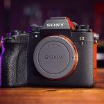 Boîtier d'appareil photo numérique sans miroir Sony Alpha a1