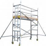 Importance de l'échafaudage dans les chantiers de construction