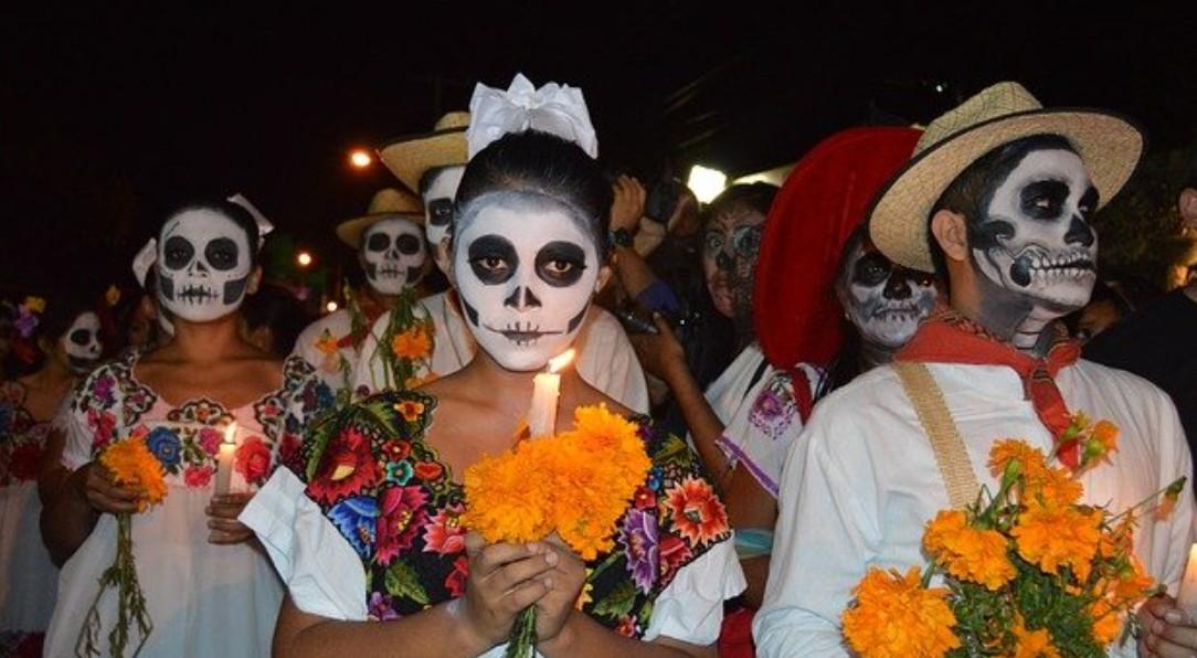 jour des morts au mexique