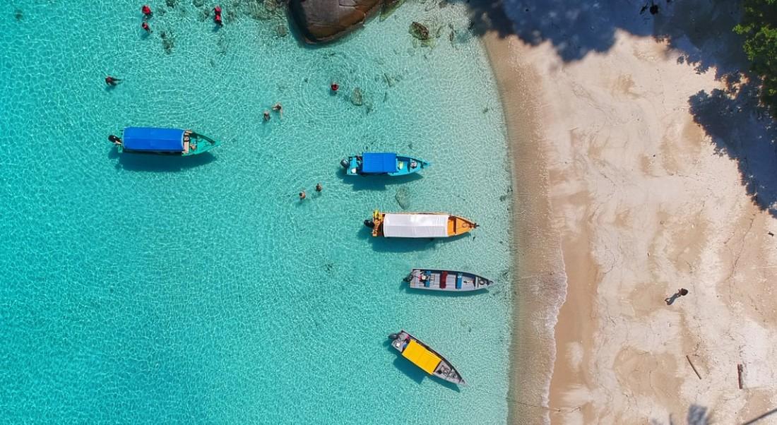plage de malaysie